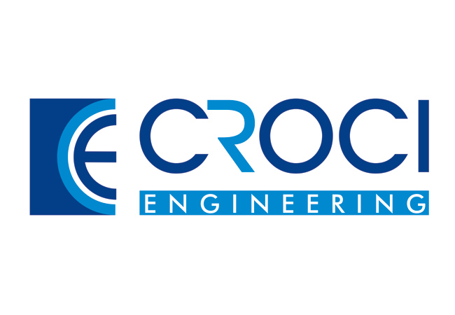 logo croci engineering
