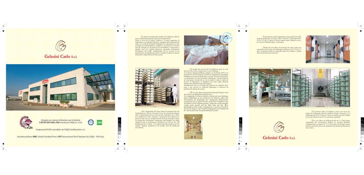 progettazione grafica stampa catalogo