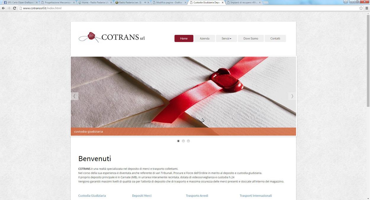 sito internet cotrans