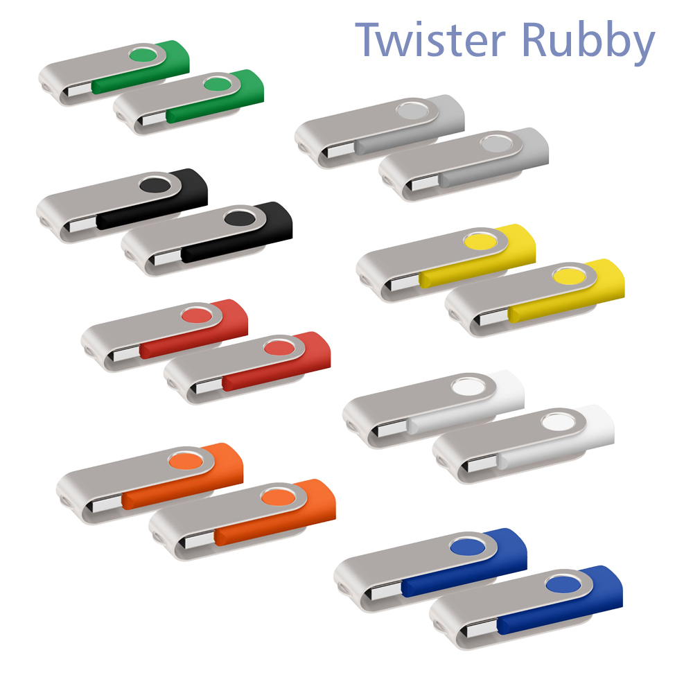 chiavette USB Twister Rubby